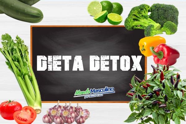 Por Que a Dieta Detox Ajuda a Emagrecer? & Como Funciona?