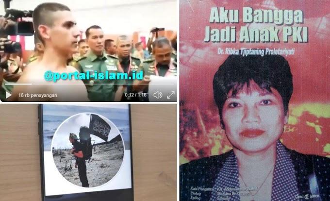 "Yang Ngaku ""Aku Bangga Jadi Anak PKI"" Bisa Lolos DPR, Kenapa Bendera Tauhid Enzo Dipermasalahkan??"