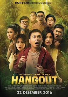 Sinopsis Film HANGOUT (2016)