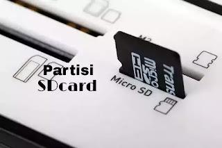 Cara Partisi Sd Card Tanpa Pc Untuk Menambah Memory Internal Android