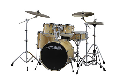 trống jazz Yamaha Stage Custom Birch