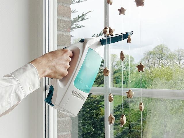 Warum mein Mann jetzt freiwillig Fenster putzt | Der Fenstersauger von Leifheit im Test | Personal Lifestyle, DIY and Interior Blog | Auf der Mammiladen-Seite des Lebens