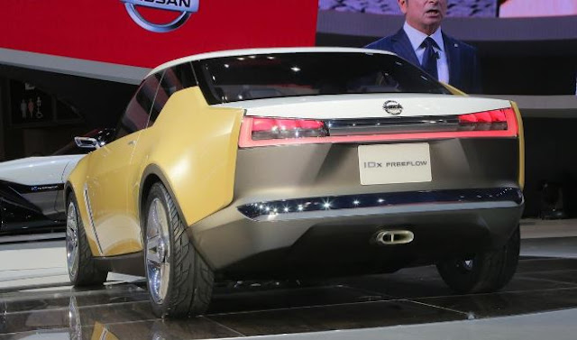 2018 Nissan IDx – Exterior – TheCarMotor