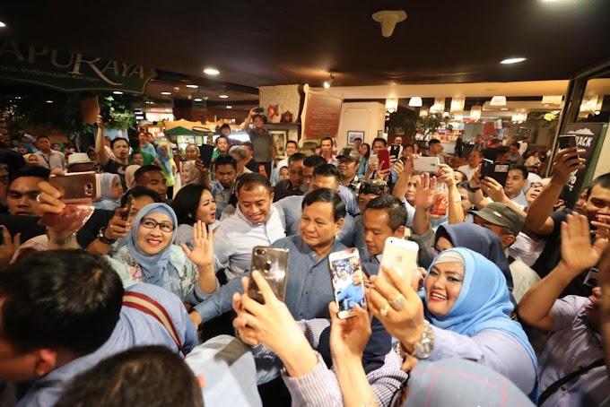 Doa Prabowo untuk Rakyat Indonesia di Hari Ulang Tahunnya