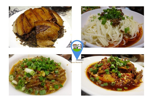 Sichuan cuisine is normally served with hot and spicy sauce of chilli oil and Sichuan pepper, which can burn your lips and throat sensation.