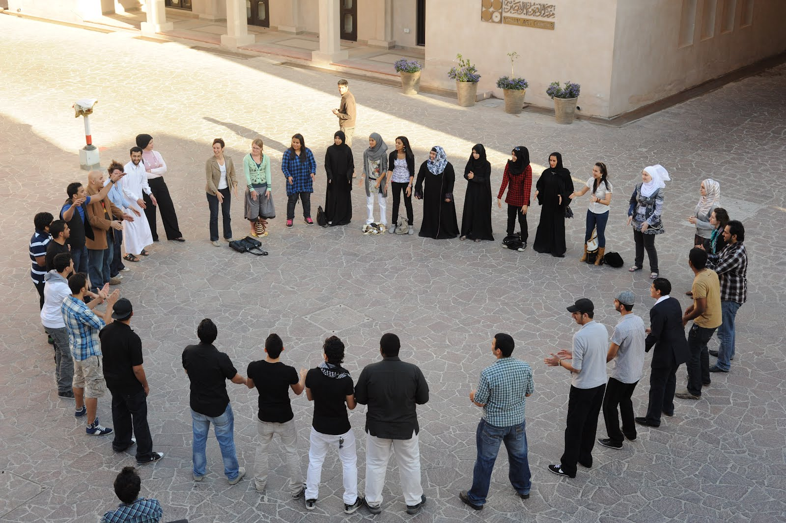 Qatar Culture Club: Youth in Qatar