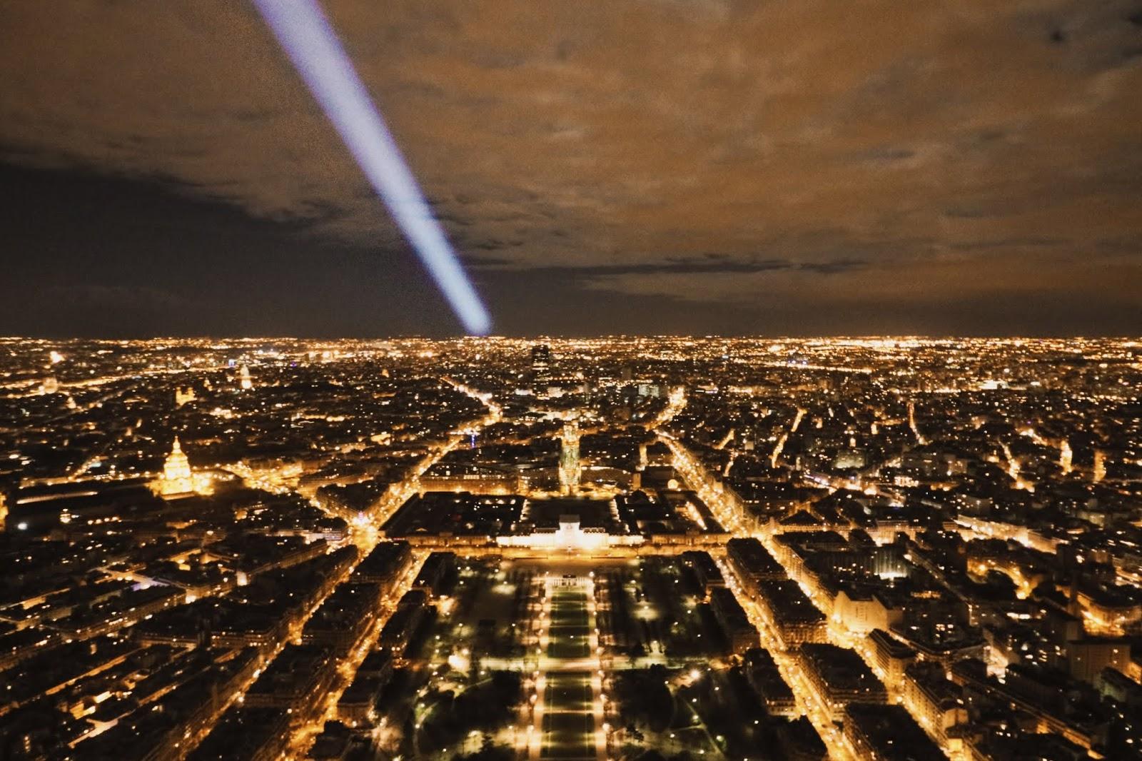 panorama paryża punkty widokowe