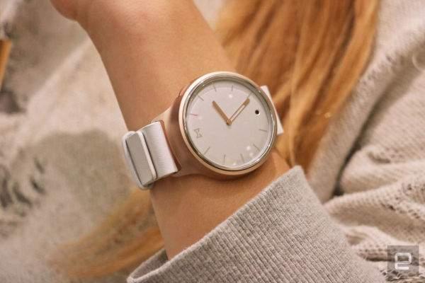 Misfit phase smartwatch untuk wanita