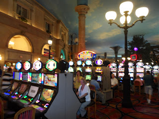 Cassino no hotel Paris Las vegas
