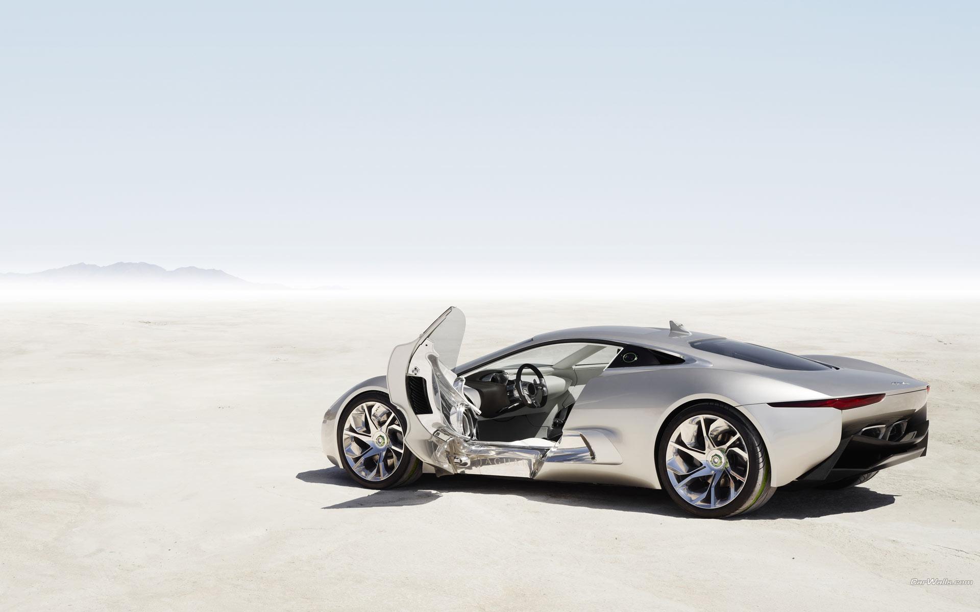 jaguar c x75 concept car fondos de pantalla hd wallpapers hd. Black Bedroom Furniture Sets. Home Design Ideas