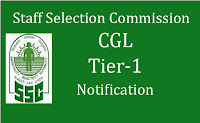 ssc notify the its cgl examination 2017. candidates can apply online and offline mode for the exam.
