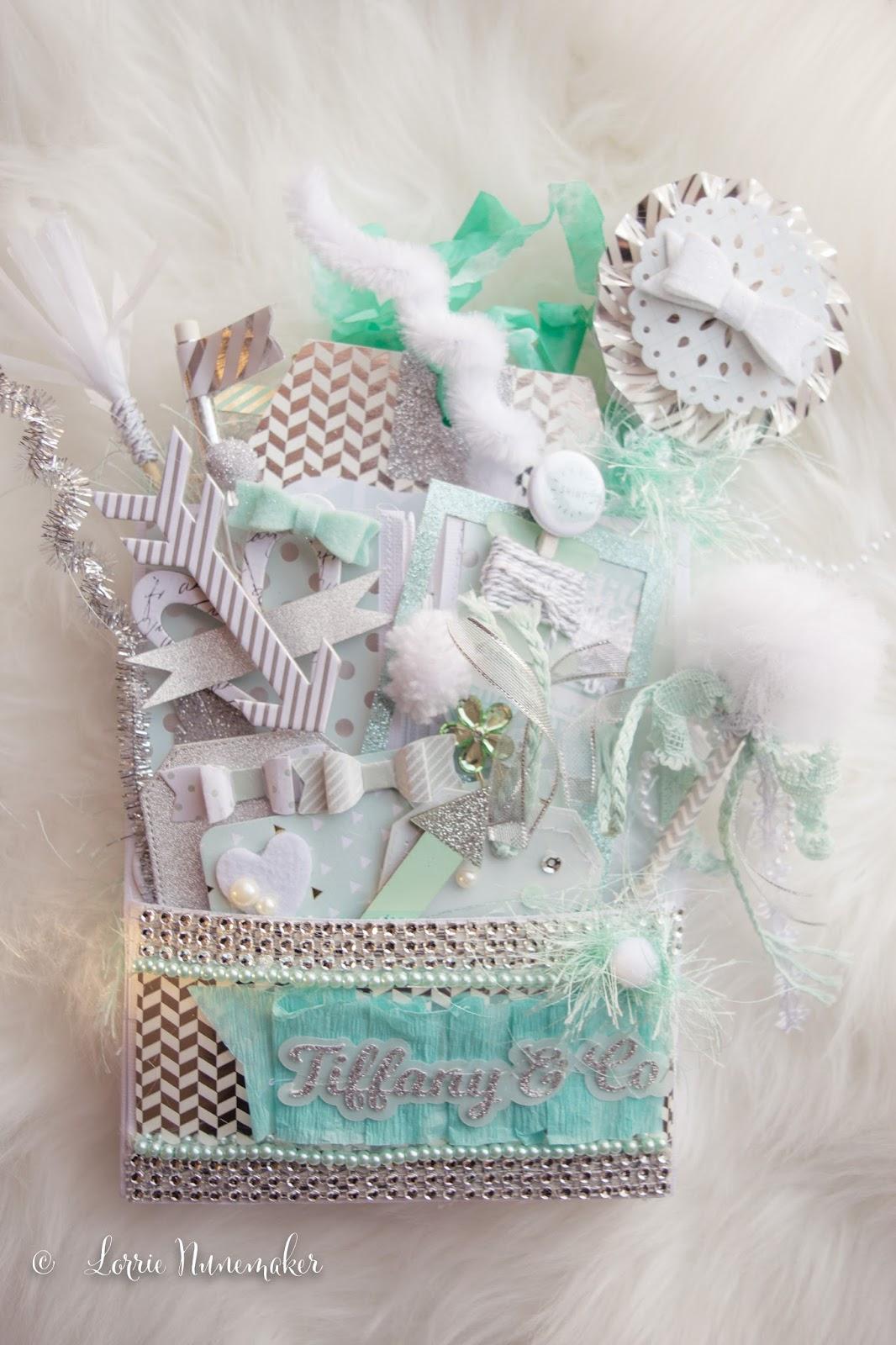 Lorrie\'s Story: Tiffany\'s Loaded Envelope - Take 2