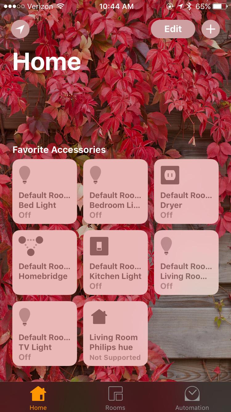 Updates in automating my life (HomeBridge,SmartThings, Sonarr, etc   )