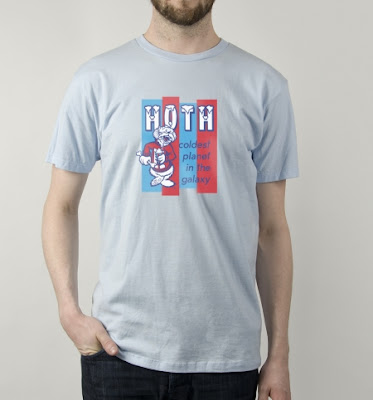 Hoth Coldest in The Galaxy Shirt