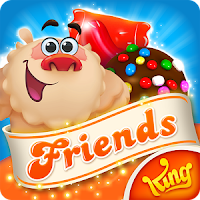 Candy Crush Friends Saga Unlimited (Lives - Moves) MOD APK