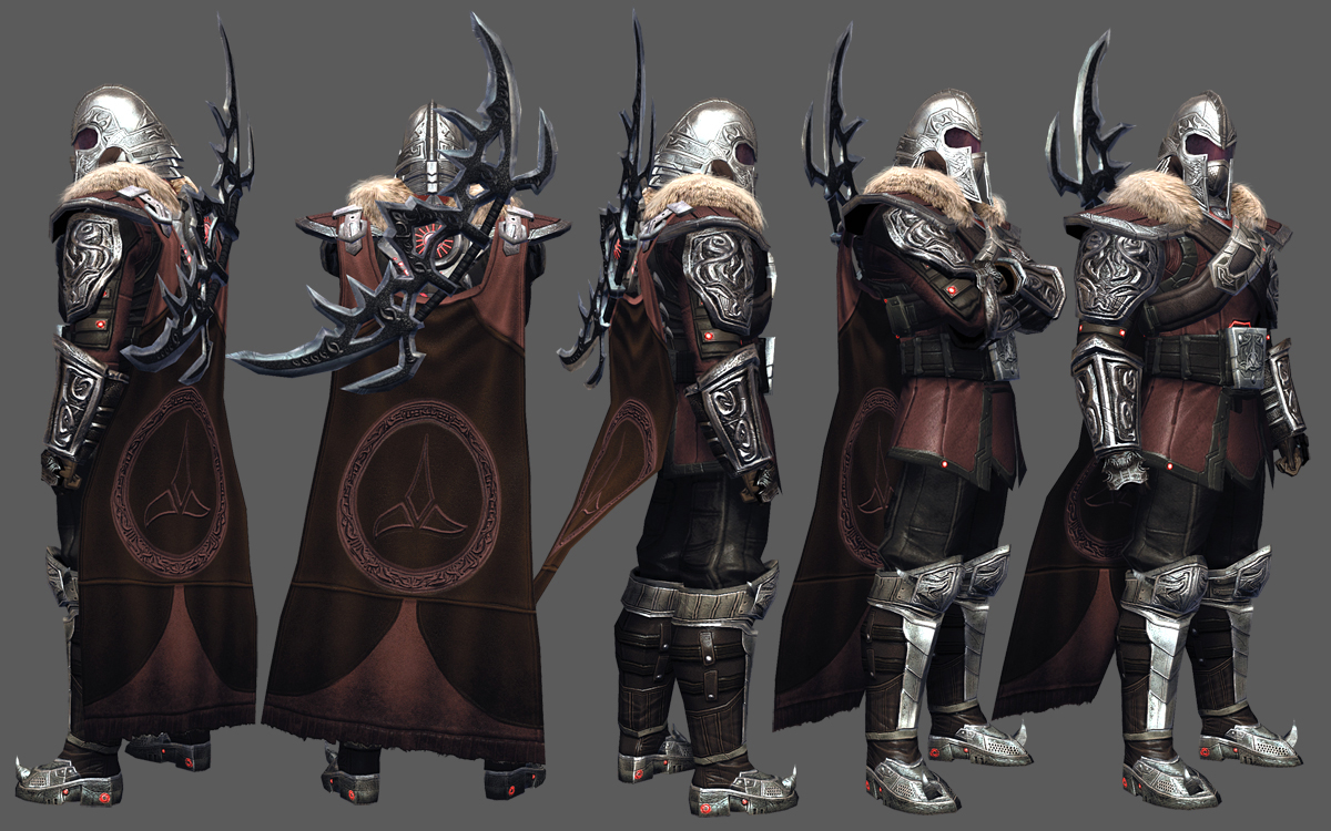 request     color schemeuniform guide Female Guard Armor Skyrim