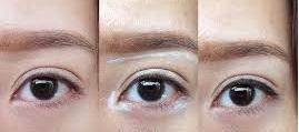 Tutorial Cara Membuat Mata Terlihat Besar dengan Makeup