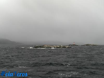 navegación canal Beagle