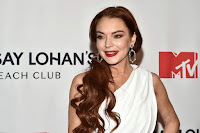 Lindsay Lohan at Lindsay Lohan's Beach Club Premiere Party