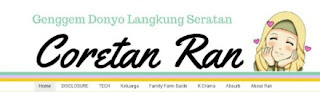 Coretan Ran, About Ran, Rani R Tyas