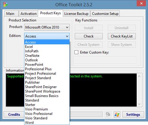 microsoft toolkit office 2010