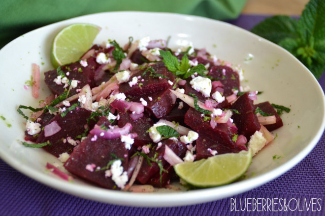 BEETROOT AND FENNEL SALAD 3
