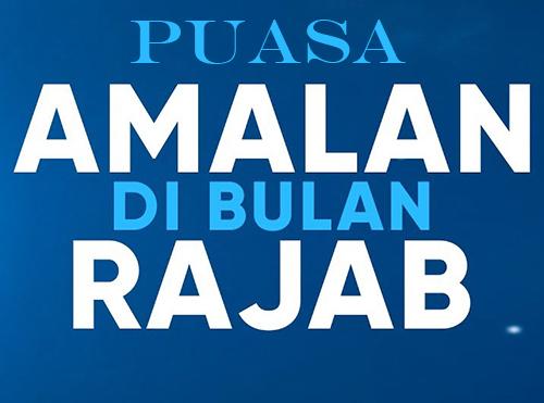 Puasa pada bulan pahala selain ramadhan mirip puasa rajab hukumnya sunnah menurut seb Niat Puasa Sunnah Bulan 1 Rajab Doa Buka Dan Manfaat Berapa Hari