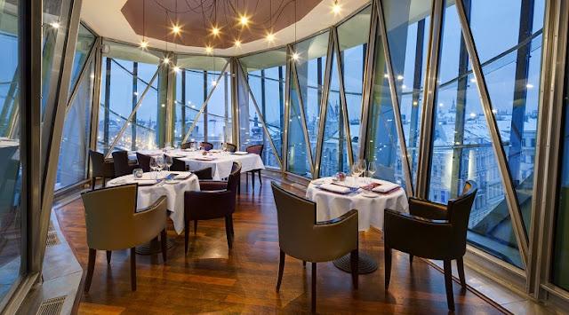 Restaurante La Perle de Prague