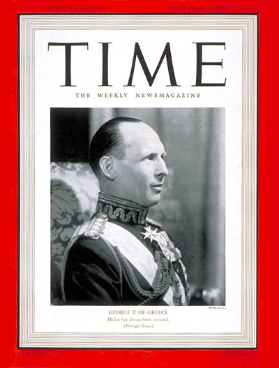 4 November 1940 worldwartwo.filminspector.com Time Magazine