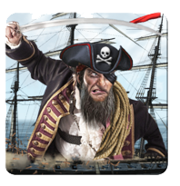 لعبة The Pirate: Caribbean Hunt مهكرة