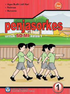 Materi Pelajaran Penjaskes Kelas 1 SD