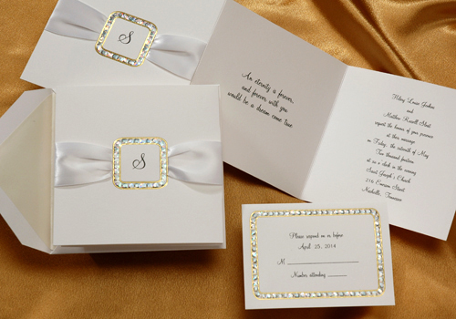 Cheap Wedding Invites Online: Floral Wedding Invitations: Cheap Classy Wedding Invitations