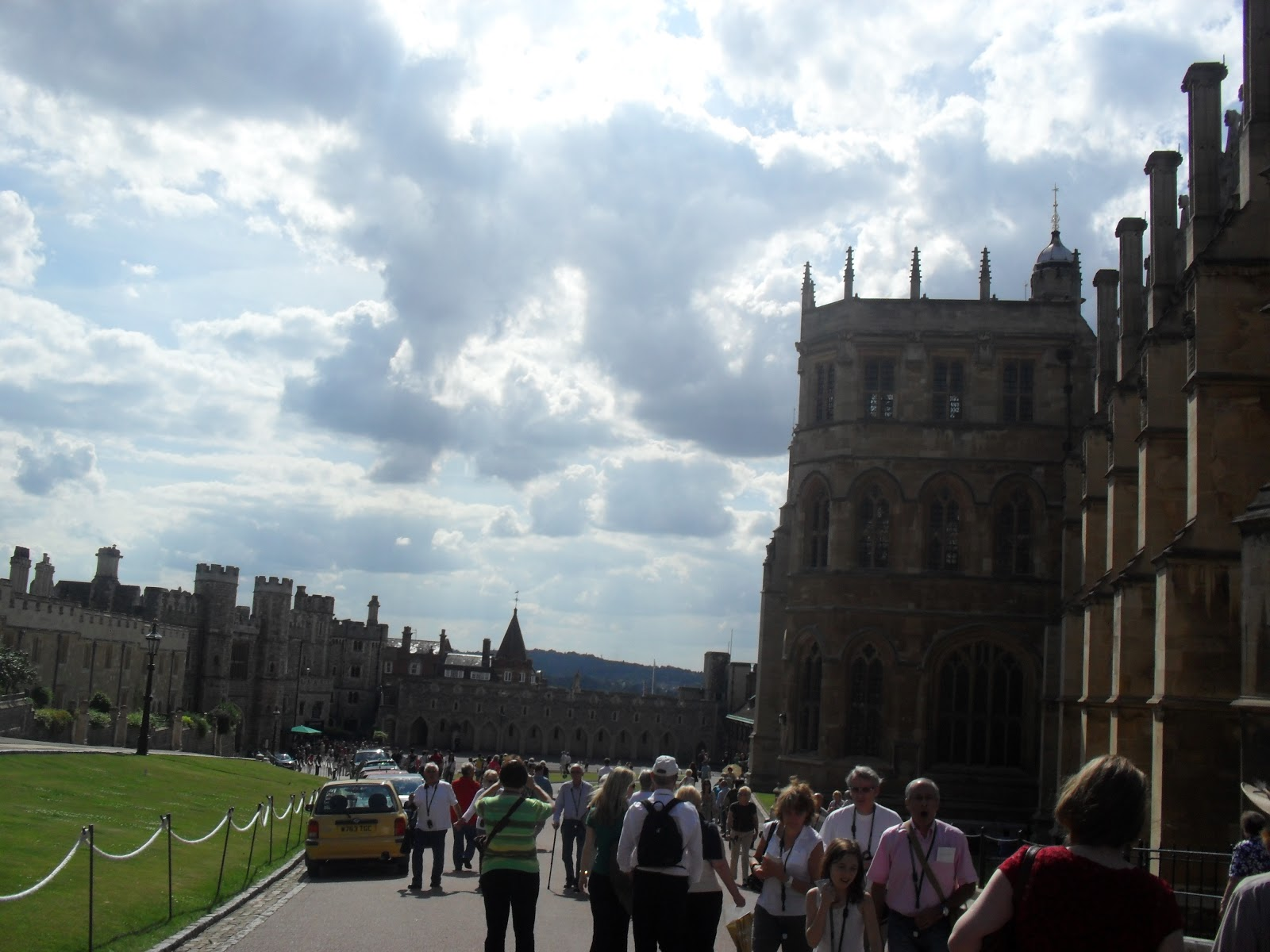 Diario de viaje Windsor  Inglaterra  Una estudiante por el mundo