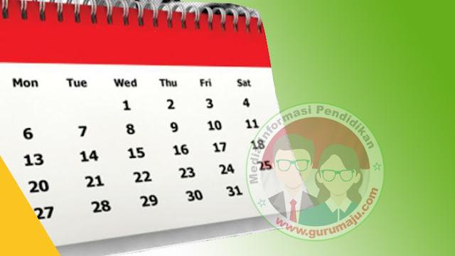 HARI LIBUR DITAMBAH, Ini Jadwal Sementara Libur Lebaran 2018