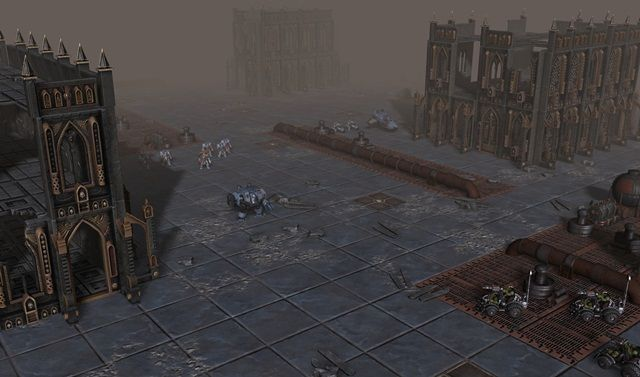 Warhammer 40,000: Sanctus Reach Sons of Cadia PC Full Español