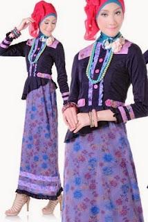 15 Desain Baju Gamis Terbaru Untuk Anak Muda Tampil Modis