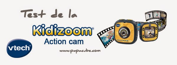 test kidizoom action cam