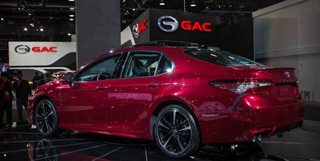 2018 Toyota Camry Latest News USA