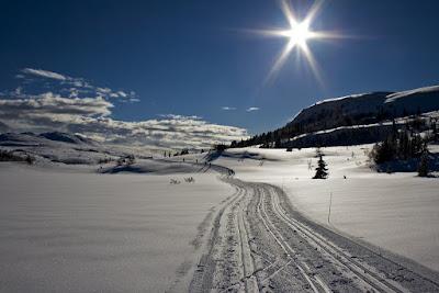 Hoteles en Noruega: Norefjell Ski Resort. El placer de esquiar