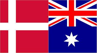 Minhas Apostas: Dinamarca x Austrália; França x Peru e Argentina x Croácia