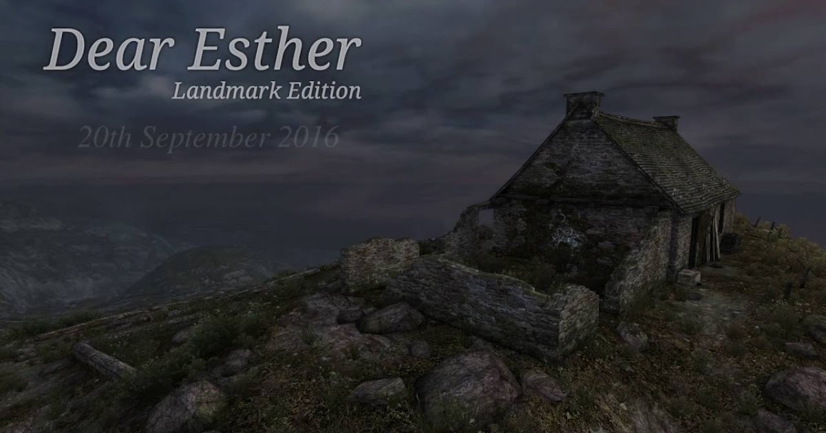Dear Esther: Landmark Edition Coming To PS4 and Xbox One This September - BioGamer Girl
