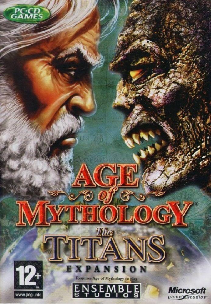 تحميل لعبة age of mythology the titans مضغوطة