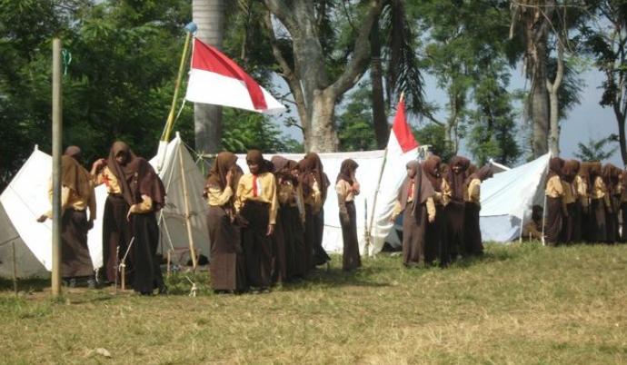 Artikel Bahasa Jawa Tentang Sejarah Pramuka