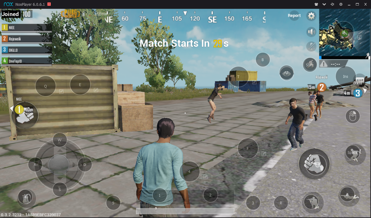 How To Play Pubg Mobile Ultra 60fps On Nox Cara Main: Tutorial Main PUBG Mobile Bahasa Inggris Di PC / Laptop