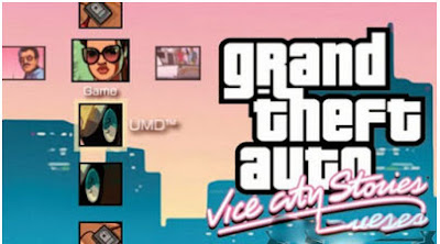 Downlolad New Games Grand Theft Auto(GTA) Vice City Stories ISO For PPSSPP Free