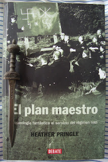 Portada del libro El plan maestro, de Heather Pringle