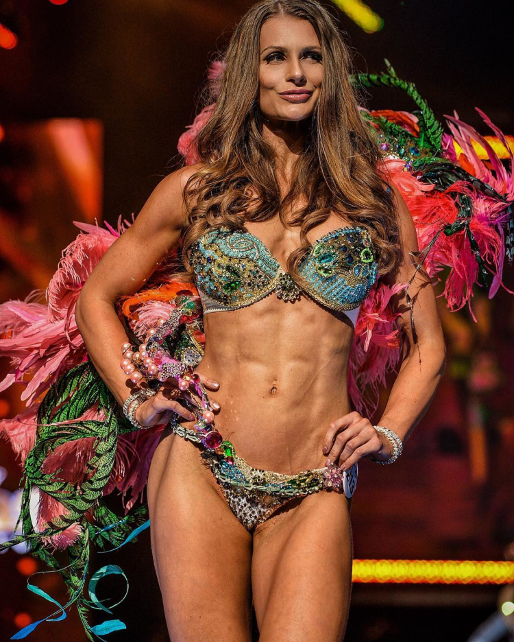 Fitness Model Johanna Hess