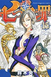Nanatsu no Taizai Tomo 15