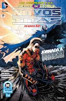 Os Novos 52! Os Novos Titãs #17 (Opcional)
