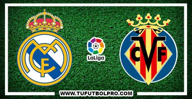 Ver Real Madrid vs Villarreal EN VIVO Por Internet Hoy 13 de Enero de 2018